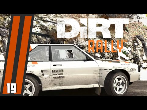 Dirt Rally Career   Episode  19 - Exit Stage Right