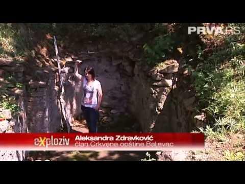 Nevidljiva crkva- Exploziv PRVA TV - Misterija