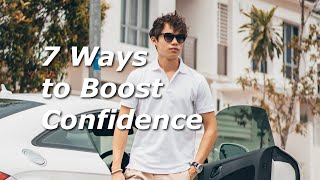 7 Ways to Boost Confidence Final