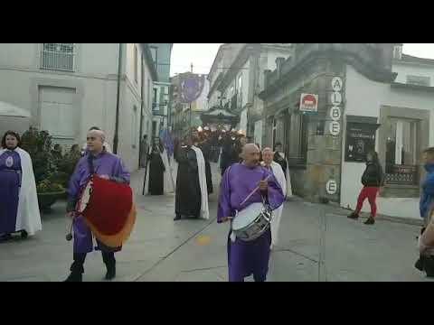 Procesión do Santo Enterro, en Sarria