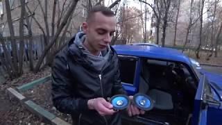 Установка Динамиков в ВАЗ-2106