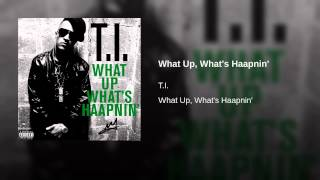 What Up, What's Haapnin'
