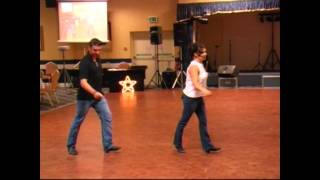 Woman Trouble Line Dance by Tina Argyle & Karl-Harry Winson - Music Take it Easy by Travis Tritt