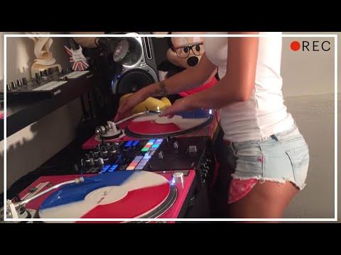 DJ Lady Style - Funk/disco mix 09/2016