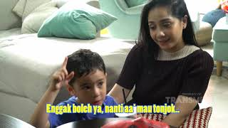JANJI SUCI Rafathar Ngambek Karena Diledekin Sama Raffi Ngadunya Ke Mama Gigi Part 3