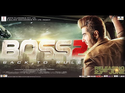Boss 2 2017 Bengali Movie Fight Video Ft Jeet And Nusrat