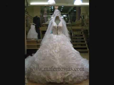 Vestidos de Novia, modelos originales, vestidos a medida, vestidos ...