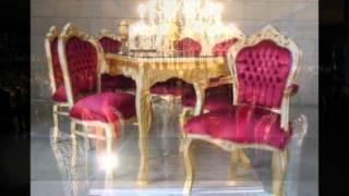 барокко Современная мебель(Барокко производитель мебели современного Египта барокко Серебряная мебель, Египет старинное серебро..., 2012-10-03T14:14:05.000Z)