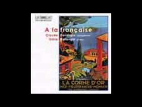P. Maurice - Tableaux de Provence I - Claude Delangle(A la francaise)