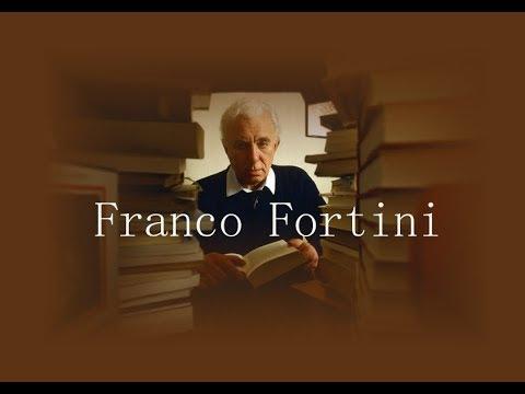 Franco Fortini - Agli amici