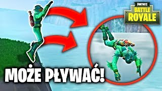 WITH THIS SKIN YOU CAN BREATHE UNDERWATER! -FORTNITE
