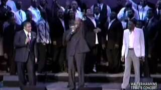 Donnie McClurkin, Byron Cage & Ted Winn Performs
