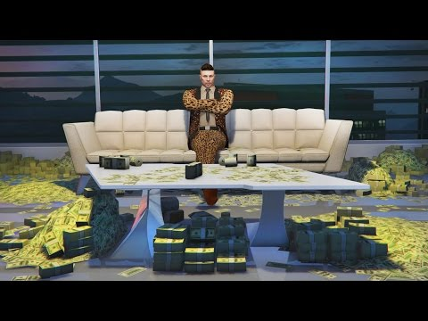 GTA 5 CEO Life #5 - ULTIMATE $2,500,000 CEO SHIPMENT!! (GTA