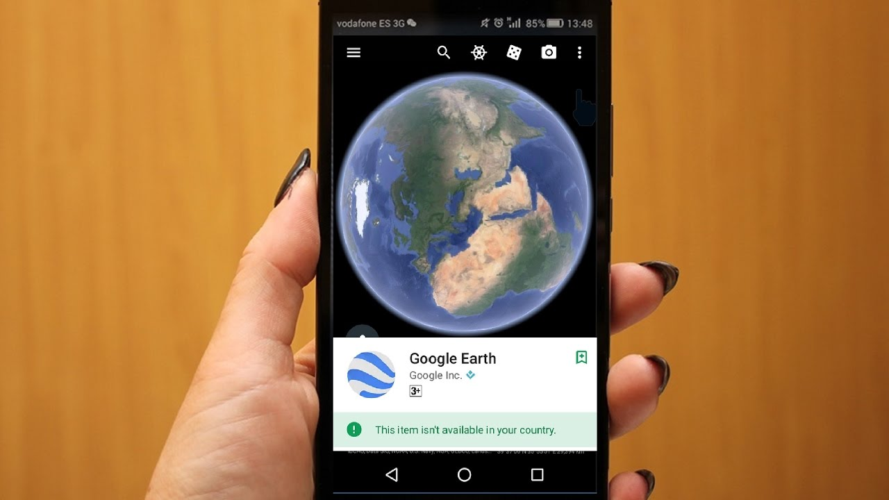 How to Download & Install Google Earth on Android Phone (No-Root) Easy