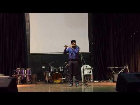 Barso Re Megha New Flute Cover   Guru   Aishwarya Rai   Shreya Ghoshal   Star Music Coaching