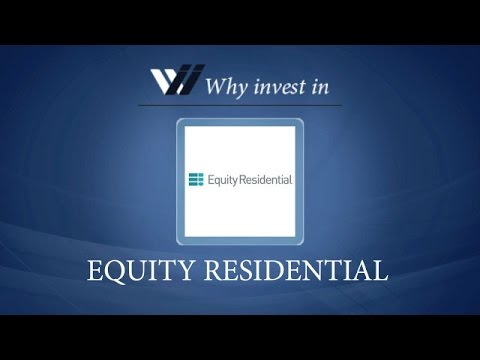 Equity Residential - Why invest in 2015