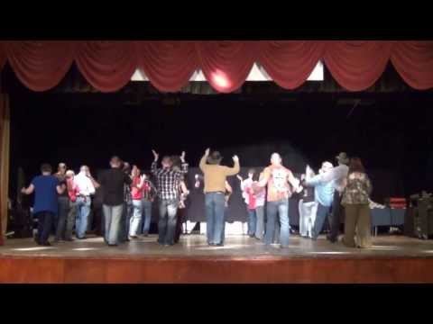 We Are Tonight - Line Dance Demo