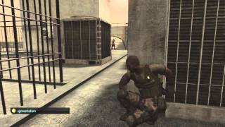 Test Splinter Cell Double Agent - Gameplay 1 (Infiltration)
