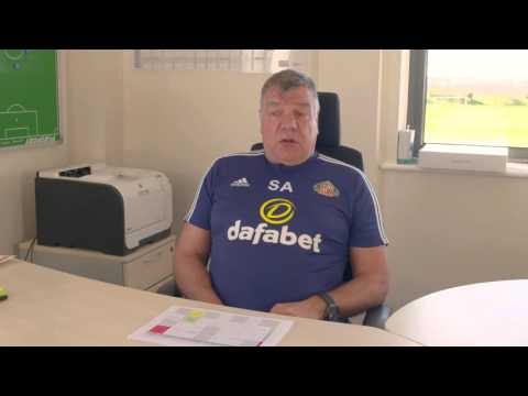 Dafabet: Premier League management with Sam Allardyce