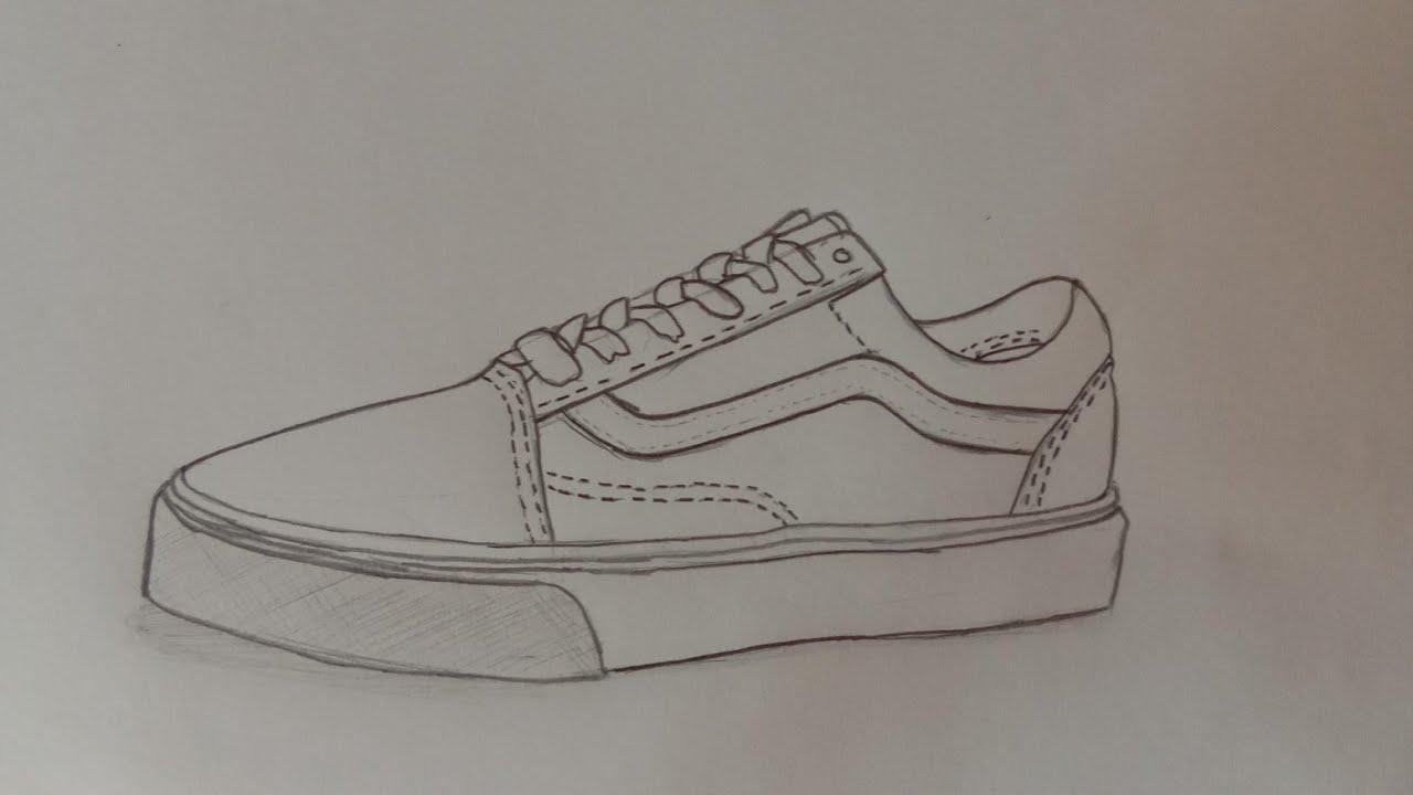 vans sketch