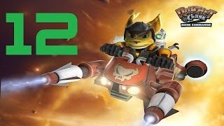 [Part 12] Ratchet and Clank: Going Commando HD Remake Gameplay Walkthrough/Let's Play/Playthrough
