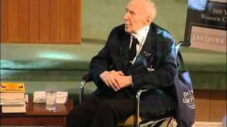 A Conversation with Jacques Barzun (2010)