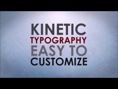 kinetic typography | with bill gates | free template - youtube, Modern powerpoint