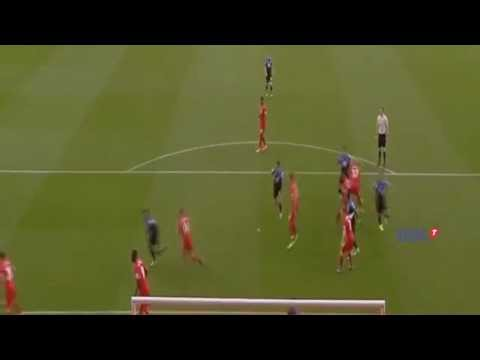 Tommy Elphick Disallowed GOAL | Liverpool vs AFC Bournemouth 2015