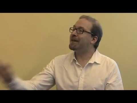 Durham University IAS - In conversation with Professor Simon James