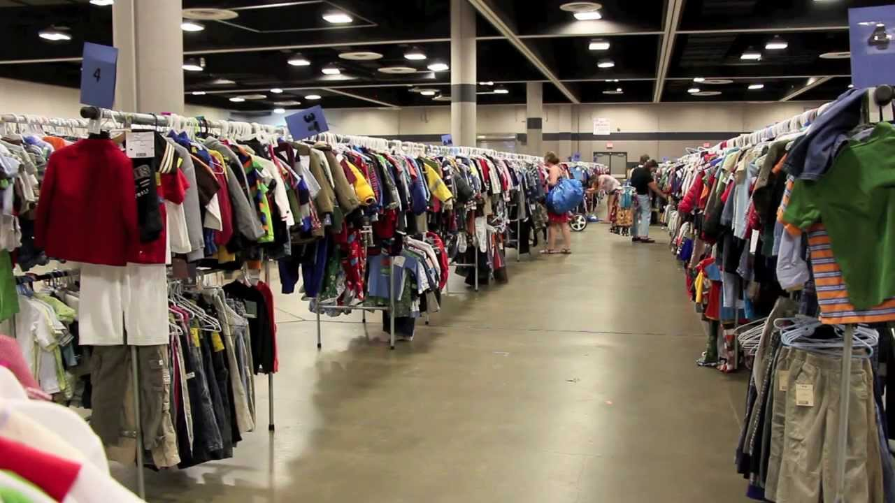 Huge Consignment Sale Underway At The Mississippi