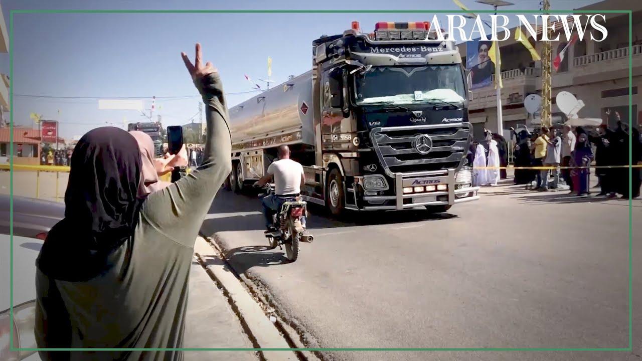 Iransko gorivo stiglo u Liban