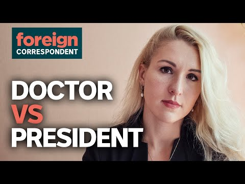 How a Young Doctor became an Unlikely Enemy of Russia's Most Powerful Man | Foreign Correspondent