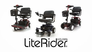 Golden Literider Mobility Family