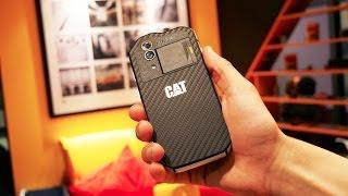 Обзор по заявкам: стенд Caterpillar и смартфон Cat S60