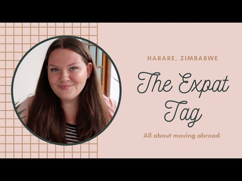 The Expat Tag | Living in Harare, Zimbabwe