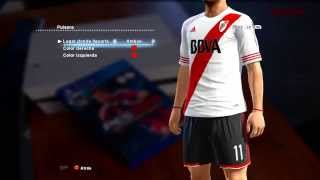 NEW GDB RIVER PLATE 2014 2015 PES 2013 DESCARGA Thumbnail