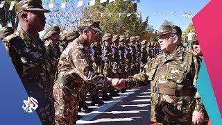للخبر بقية│الجزائر .. رسائل الجيش