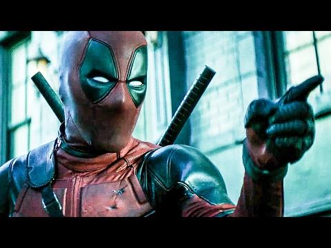 Deadpool Tries To Stop A Robbery - DEADPOOL 2 (2018)