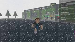 NATURAL DISASTERS IN THE ROBLOX MANO DO CEL AFF!!!