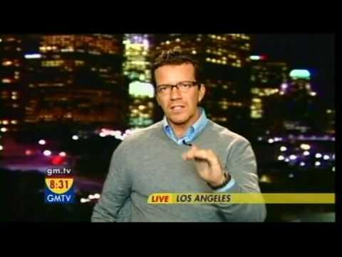 GMTV - Max Beesley (21.11.08)