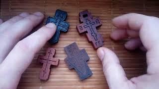 Нательные кресты  Обзор#12