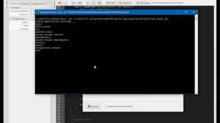 DevelNext - Консольная программа без графического интерфейса