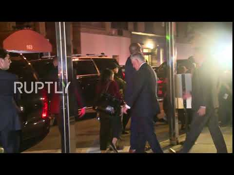 USA: Tillerson and Lavrov discuss Syria, Ukraine ahead of UN General Assembly