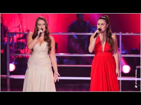 Brittanie Shipway Vs Megan Longhurst: I Know Him So Well | The Voice Australia 2014