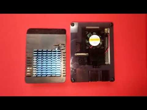 Raspberry Pi Killer ODROID XU4Q vs Raspberry Pi 3 SIZE COMPARISON