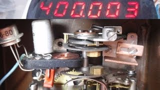 Mechanical Clock Accuracy Adjust / Seřizování Hodin