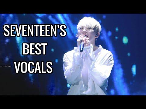 SEVENTEEN'S BEST VOCALS