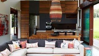 madera interiores piedra