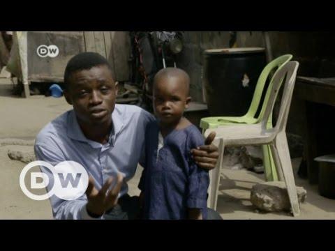 Nigerian slum children reach for the stars | DW English