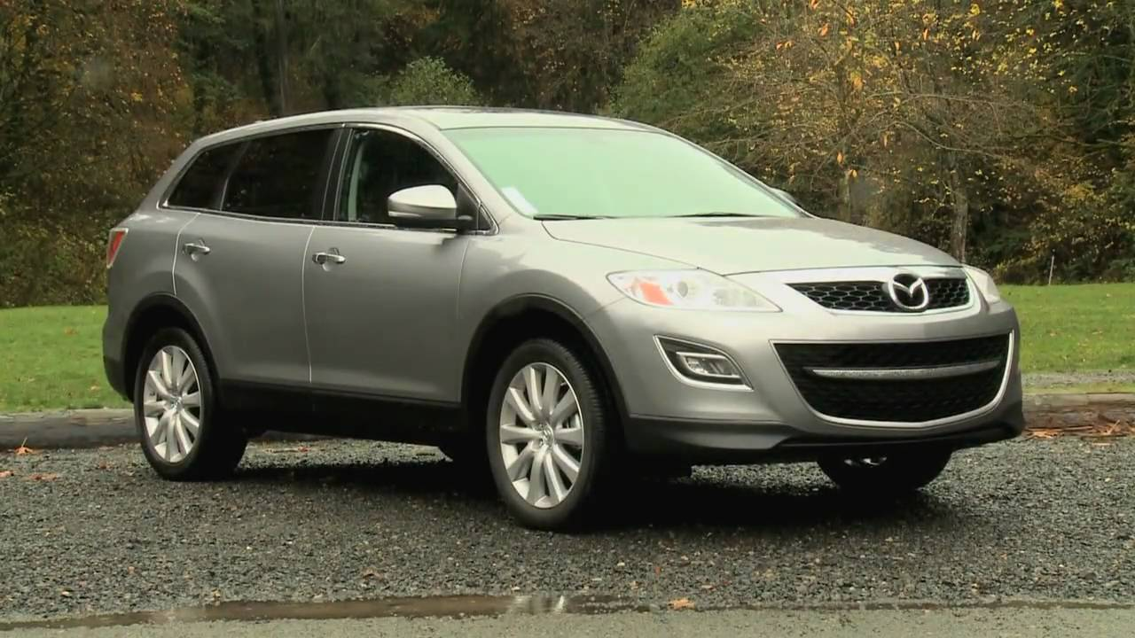 the mazda cx 9 grand touring awd 2010 youtube. Black Bedroom Furniture Sets. Home Design Ideas